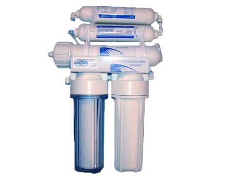Filtr osmotyczny RO5 z mineralizatorem